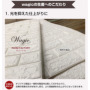 壁紙シール3D立体クッション壁シート(ホワイトブリック200枚販売)