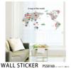 世界地図PS58168